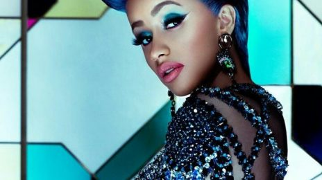 Cardi B Blasts To #1 On iTunes With 'Be Careful'