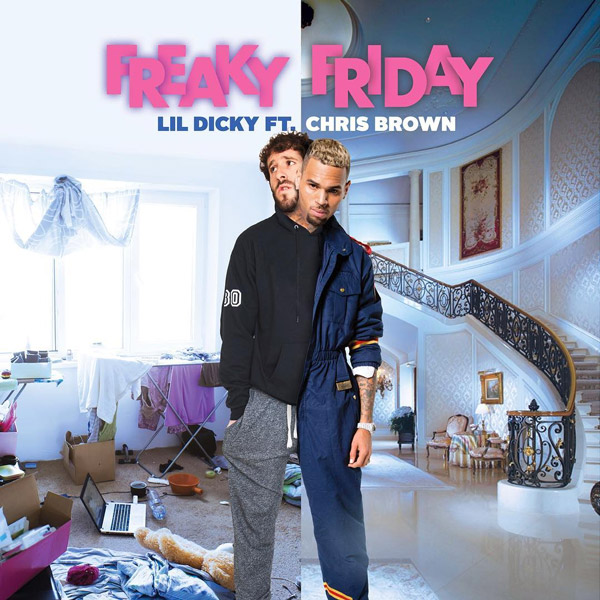Freaky Friday Chris Brown Song Download 320kbps: Chris Brown & Lil Dicky Hit #1 On ITunes With 'Freaky
