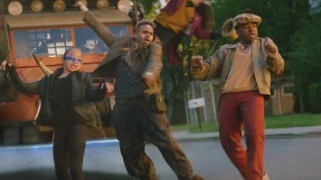 New Video: Chris Brown - 'Tempo'