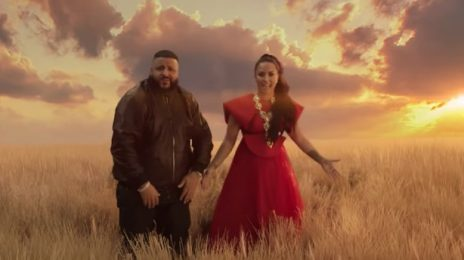 New Video: DJ Khaled & Demi Lovato - 'I Believe' [From 'A Wrinkle In Time']