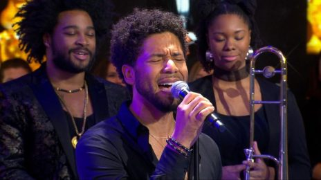 Did You Miss It? Jussie Smollett Performs 'Freedom' & More for 'Good Morning America'
