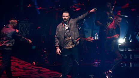 Hot Shots: Justin Timberlake Launches 'The Man Of The Woods Tour' In Toronto