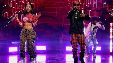 Watch:  Jhene Aiko & Rae Sremmurd Rock 'Ellen' With 'Sativa'