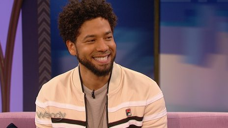 Did You Miss It? Jussie Smollett Performs 2 New Songs For 'Wendy'
