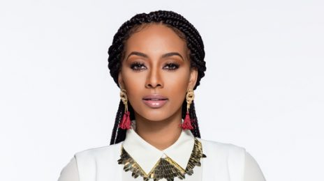 Keri Hilson Is Auctioning Off Chances To Hear Her New Album Early
