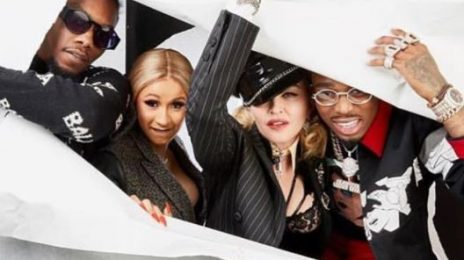 Hot Shots: Madonna Parties With Cardi B, Migos, & More at Oscar After Party