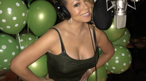 Mariah Carey Continues To Tease New Album