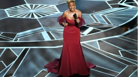 Watch:  Mary J. Blige Performs 'Mighty River' at the 2018 Academy Awards [Video]
