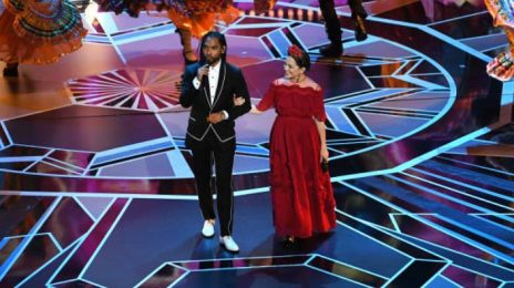 Watch:  Miguel Performs 'Remember Me' [From Disney's 'Coco'] at the 2018 Academy Awards