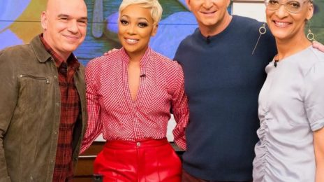 Did You Miss It?:  Monica Visits ABC's 'The Chew' [Video]