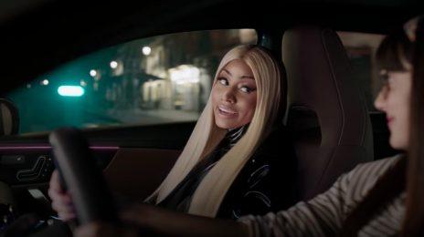 Nicki Minaj Stars In New Mercedes-Benz Commercial [Video]