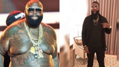 Rick Ross Flaunts Slim-Trim Figure After Life-Threatening Hospital Scare