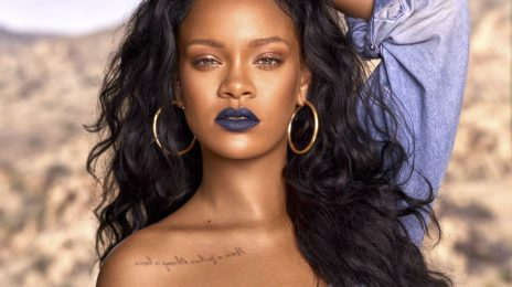 Rihanna Hits The Studio With The Neptunes For Long-Awaited Album