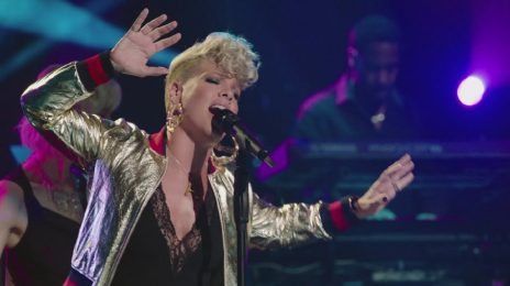 New Video:  Pink - 'Whatever You Want'
