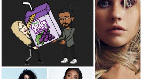 Listen: The Sip - Episode 2 (ft. Christina Aguilera, Normani, Tinashe, Tiffany Haddish, & More)