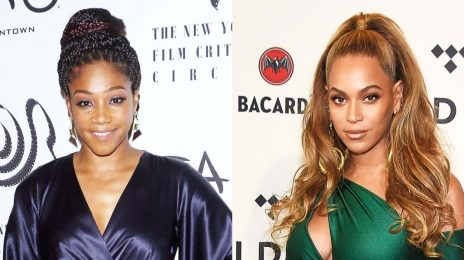 Tiffany Haddish Talks Beyonce Again / Says Actress Bit Singer's Face At Party