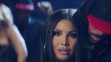 Sneak Peek: Toni Braxton - 'Long As I Live' Video [Starring Tamar & Towanda Braxton]