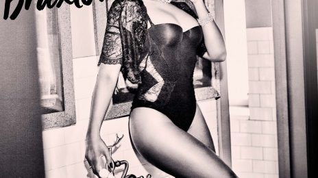 Toni Braxton Reveals Official 'Sex & Cigarettes' Album Cover & Tracklist