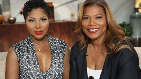 Queen Latifah & Toni Braxton Ink MAJOR Production Deals with Lifetime
