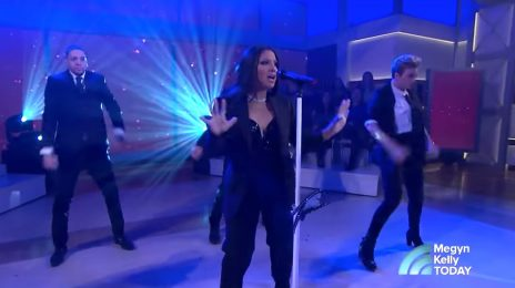 Watch: Toni Braxton Belts 'Long As I Live' On TODAY Show