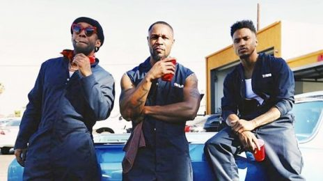 New Video:  Tank, Trey Songz, & Ty Dolla $ign - 'When We (Remix)'