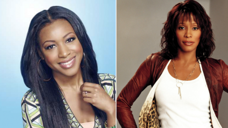 Gabrielle Dennis Cast As Whitney Houston in BET's Bobby Brown Biopic