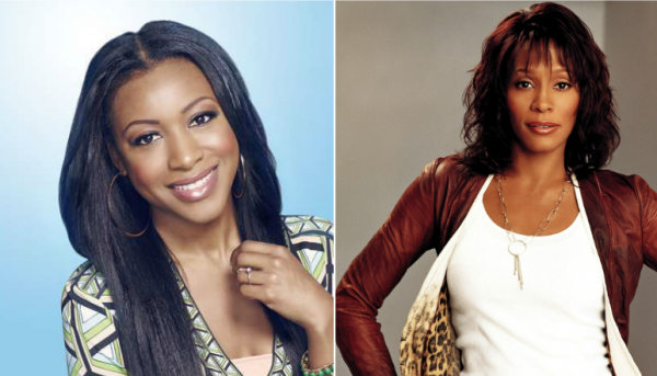 Gabrielle Dennis Cast As Whitney Houston In BETs Bobby Brown Biopic