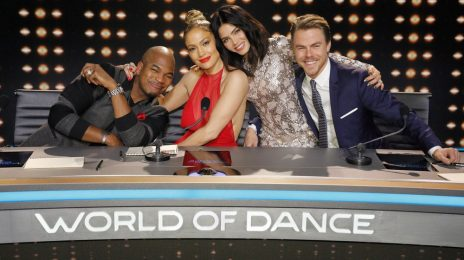 NBC's 'World of Dance' Renewed For Season 3...Ahead of Its Season 2 Premiere