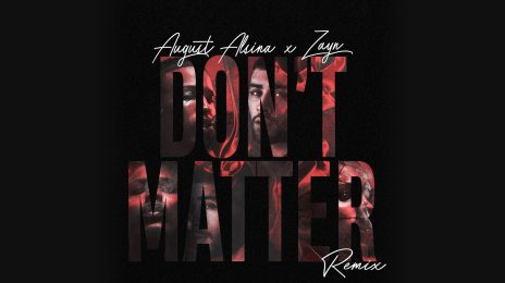 New Song: Zayn & August Alsina - 'Don't Matter'