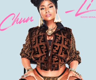'Chun Li': Nicki Minaj Earns 28th British Hit With Hip-Hop Single