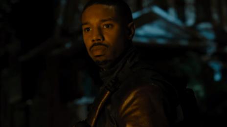 Trailer: Michael B. Jordan's 'Farenheit 451'