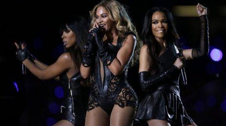 Report:  Destiny's Child Reunion Confirmed for Coachella 2018?