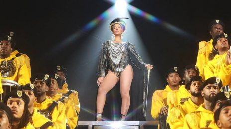 Report:  Beyonce's Coachella Performance Sets Youtube Live Stream Record