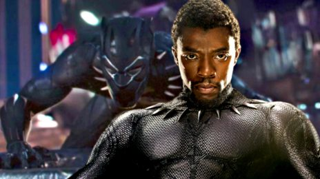'Black Panther' Crushes Jurassic World To Become 4th Highest-Grossing Film Ever