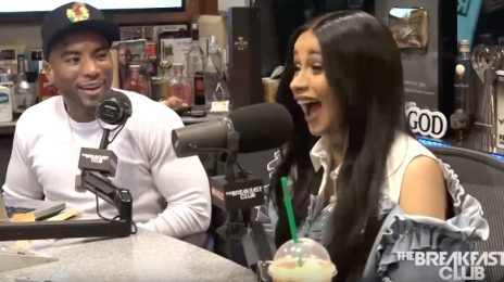 Cardi B Visits 'The Breakfast Club' / Spills On Pregnancy, Beyonce Collaboration Rumors, & More