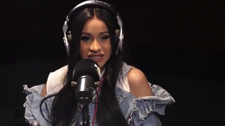Cardi B Claps Back at Pregnancy Haters:  'Why Can't I Have A Baby and a Career?'