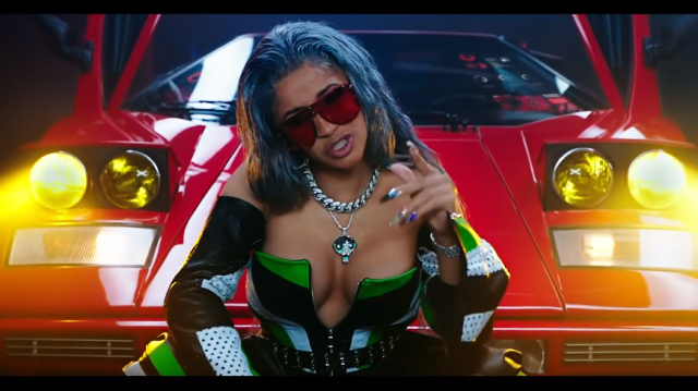 Cardi B Nothing On: Chart Check: Cardi B Breaks TWO Beyonce Billboard Records