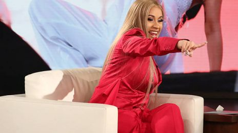 Hilarious! Cardi B Shows Ellen How She Got Pregnant [Video]