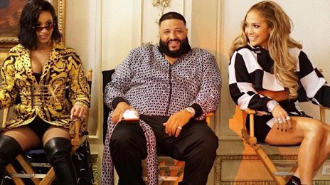 Jennifer Lopez Shoots 'Dinero' Video With Cardi B & DJ Khaled