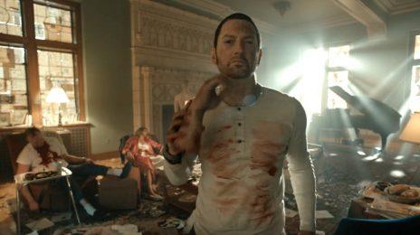 New Video: Eminem - 'Framed'