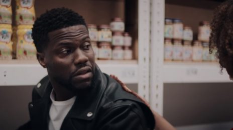 New Video: J. Cole - 'Kevin's Heart' [Starring Kevin Hart]
