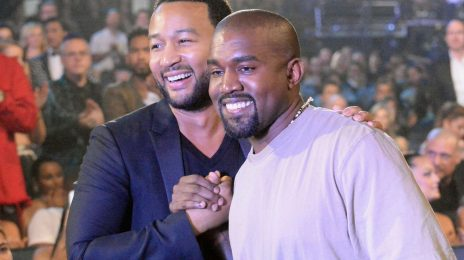 Kanye West Shares Text Clash With John Legend Over Donald Trump Endorsement