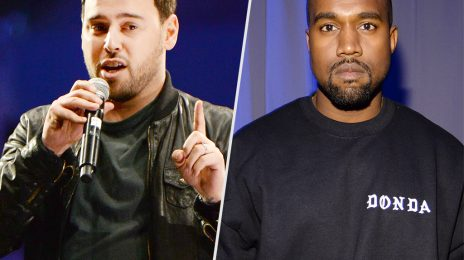Report: Kanye West Splits With Manager Scooter Braun [Updated]