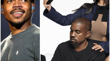 "Chance The Rapper & Kim Kardashian Defend ""Canceled"" Kanye West"