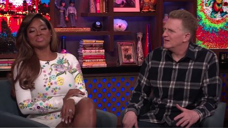 Meow! Kenya Moore & Michael Rapaport Stage Real Shade-Off On 'WWHL'