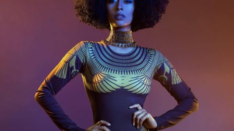 Keri Hilson Salutes African Queendom In Ramomar Fashion Campaign