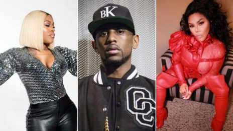 Ouch! Lil Kim & Lil Mo Slammed For Supporting Fabolous After His Domestic Violence Charges
