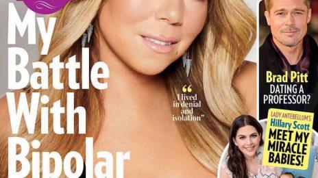 "Mariah Carey Reveals Secret Battle With Bipolar Disorder: ""I Lived In Denial"""