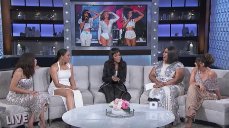 Michelle Williams Talks Destiny's Child Reunion Tour:  'Anything Is Possible'