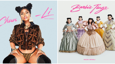iTunes Top 100:  Nicki Minaj Spins To #1 With 'Chun-Li'